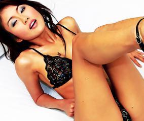 Asian cammodel